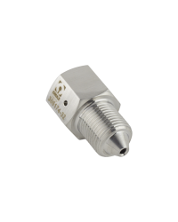 ADAPTER, IN-LINE RMS, SIZE .032IN , 3/8 FEMALE, MALE